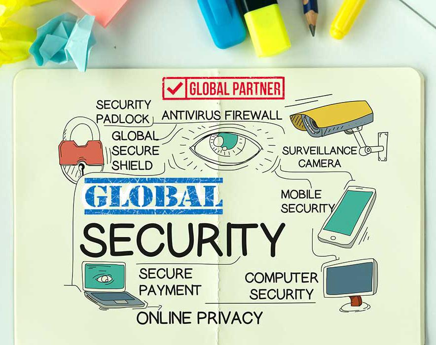 Global security partner