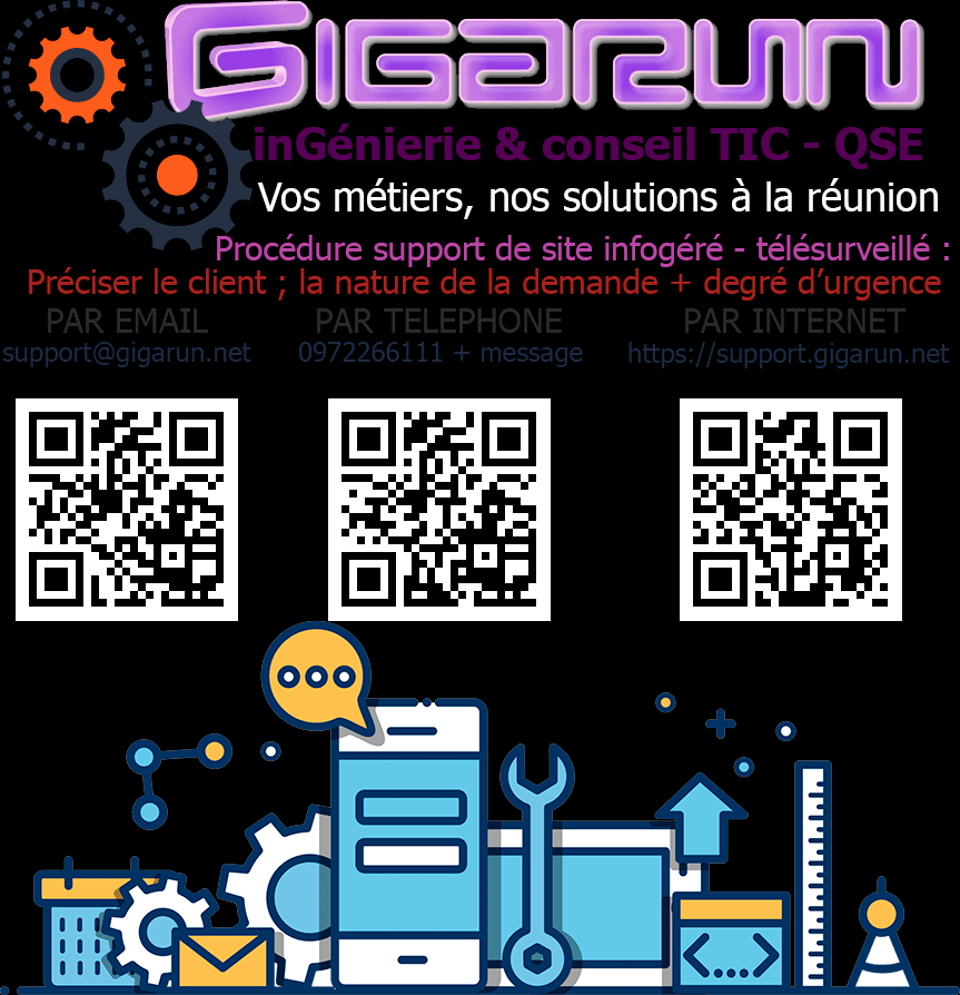 Support Gigarun